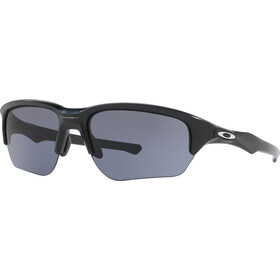 Oakley Flak Beta Sunglasses, matte black/grey